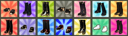IB Set - Power of the Seven Worlds Shoes.png