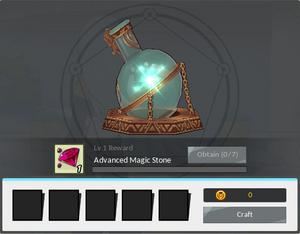 Alchemists Craft Magic Items